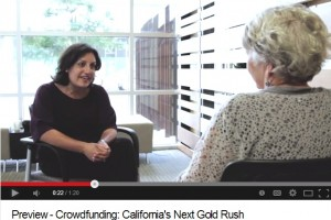Crowdfunding interview