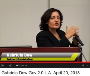 Gov20la 2013 YouTube screenshot