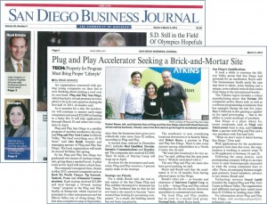 SDBJ March 2014 Cover and Story